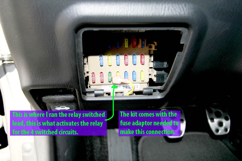 installing new circuits diy subaru forester owners forum subaru forester lighter fuse all in all this took me a couple of hours to do once i decided where it was going to go i did spend a couple of hours a few different times